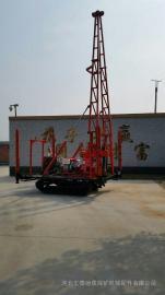 履带式XY-1A型全液压水井钻机地质岩心钻机
