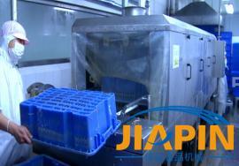 食品筐清洗机 油污盒子清洗机
