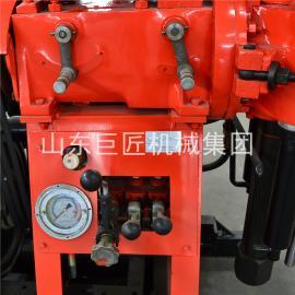 巨匠HZ-130YY液压百米水井钻机