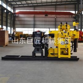 直供130米液压水井钻机巨匠hz-130y经济实惠