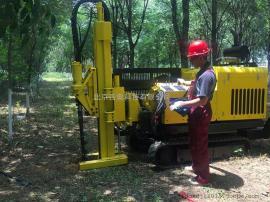 lv带式土壤取yang钻机