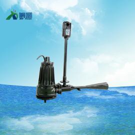 博源QSB-0.75大氧量射流曝气机
