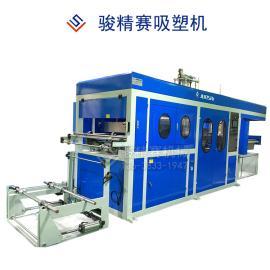骏精赛定制机器 全自动操作成型 单人工PLC控制 塑料产品专用机