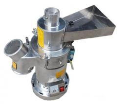 低噪音脆性物料粉碎机 中药打粉的设备 中药材粉碎机