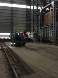 环卫电动扫地机工厂厂房地下车库用驾驶式扫地车