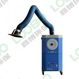 SZ系列移动式焊接烟尘净化器单臂减少工人危害贵重金属回收