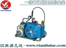 德国宝华BAUER100移动式呼吸空气压缩机、呼吸器气瓶充气填充泵