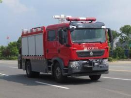 抢险救援消防车 应急救援车 消防救援车