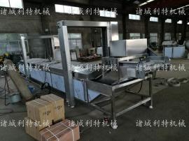 土豆漂烫机 土豆片漂烫设备 土豆加工生产线