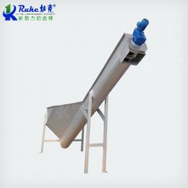 非标螺旋砂水分离器订做如克环保