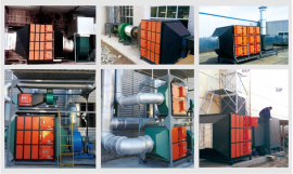 CNC加工中心油雾净化设备