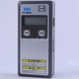 日本 ORC 紫外线照度计 UV-M03A