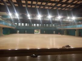篮球馆设计施工