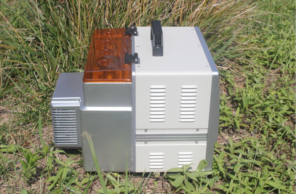 LB-2400(D)型双路电子恒温自动大气采样器