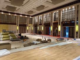 宾馆会议室声学改造