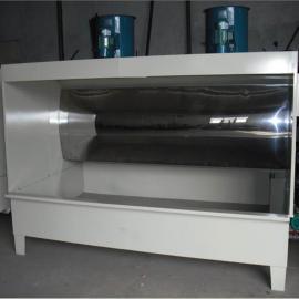 博远生产水帘柜 环保水帘喷漆台 水帘柜厂家优质服务