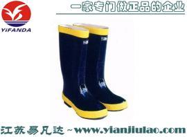 防护防水胶靴、97款消防靴救援保暖消防靴