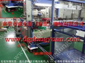 耐用的 二楼机器减震垫,热熔胶膜涂布机减震脚 找东永源