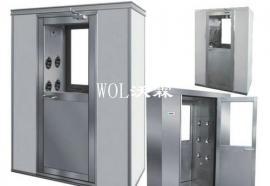 WOL 不锈钢风淋室 冷轧钢板风淋室定制