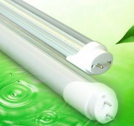 车库工程改造高低亮LED雷达感应灯管