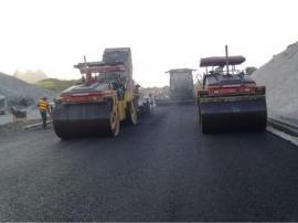 沥青路面施工/沥青路面修补/沥青路面划线