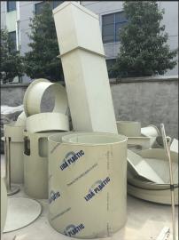 pp风管经久耐用 pp塑料管生产制造商 pp通风管道质量保证