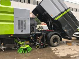 清洗洗扫车报价-16吨洗扫车报价