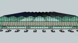 光伏温室大棚|*提供智能光伏温室大棚设计、安装