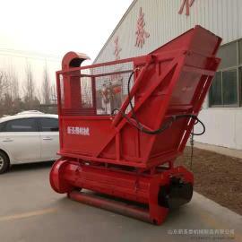 圣泰玉米秸秆粉碎回收机 青储牧草收割机 机器参数 ST-1000