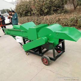 自动进料揉搓机图片 玉米秸秆粉碎养殖 揉丝机热卖
