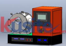 小型超声波搅拌真空熔炼炉