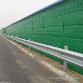 高速声屏障-工厂隔音屏障-金属插板式声屏障-吸声型声屏障