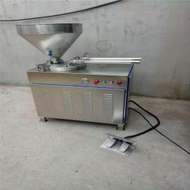 盛耀机械*制造300型液压香肠灌肠机全国包邮