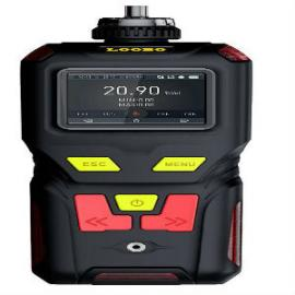 小型泵吸四合一多气体检测仪