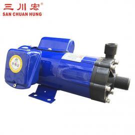 三川宏耐酸�A磁力泵�|超����耐腐�g泵ME40