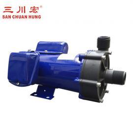 三川宏耐酸�A磁力泵�|超����耐腐�g泵ME55