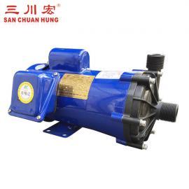 三川宏耐酸�A磁力泵�|超����耐腐�g泵ME100