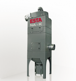ESTA代理ESTAgong业除chen器NA-K 1800移动除chen器