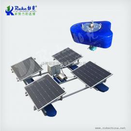 如克太阳能喷泉式曝气机RUSN-PQ