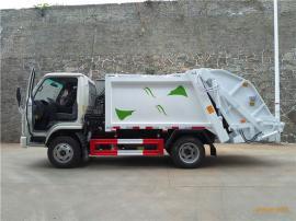 凯马微型压缩垃圾车