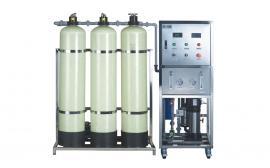 超纯水设备 二级反渗透加edi纯水处理 实验室超纯水设备、