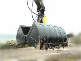 液压贝壳抓斗,抓沙斗、抓煤斗,也适用于港口或者火车卸货