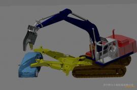 寻报废车拆解厂 拆解机厂 有没有拆车机 金属拆解机 拆解废车