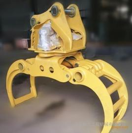 抱木夹 抓木夹 抓木器 夹木器 挖机抓木器 搬运装车用