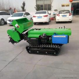 自走式开沟机热卖 施肥回填机图片 机型新款