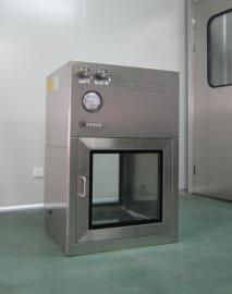 实验室bu锈钢层流传递窗