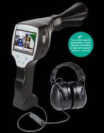 LD500带摄像记录功能气体检漏仪