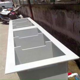 PP水箱 电镀槽 电解槽 酸洗槽耐酸碱磷化池