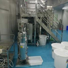 微生物发酵液分离澄清GQ高速管式离心机分离机
