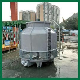 恒盛达冷却塔,光明冷却塔生产厂【50吨圆形冷却水塔】